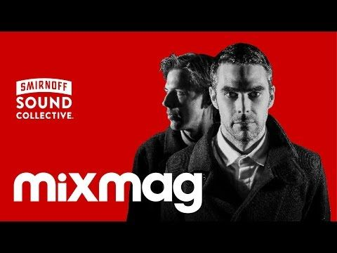 """GROOVE ARMADA house & tech DJ set in The Lab LDN -""""HOUSE....MUSICCC!"""""""