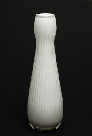 Lauritz.com - Glas - Hermann Bongard (1921-98) for Hadeland, vase, 1954 Denne auksjon er annullert - se istedet for vare #1552094 - NO, Oslo, Sannergata 3
