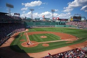 Fenway from Legend's Box