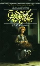 Anne of Green Gables (1908) is a bestselling novel by Canadian author Lucy Maud Montgomery. @HalfmoonYoga