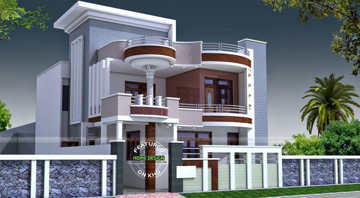 Floor Elevation Tag : Kerala home design at sqft double storey
