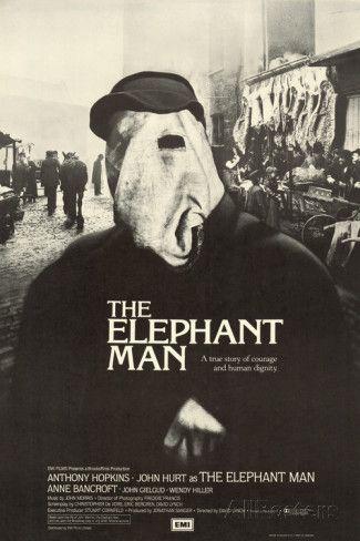 Elephant Man (The) Póster                                                                                                                                                                                 Más
