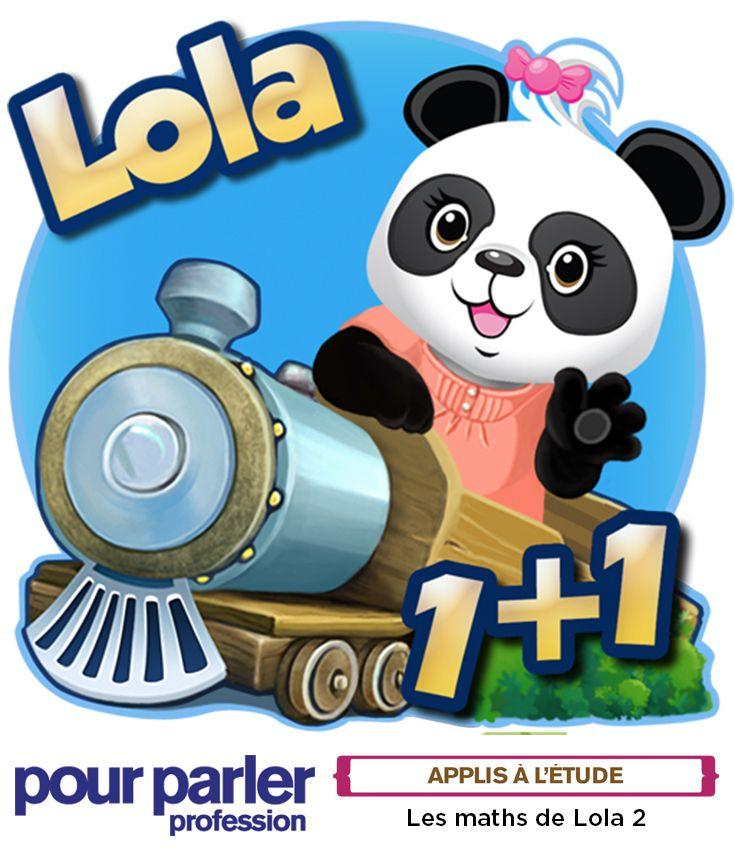 Conçue pour les 6 à 8 ans, cette appli met en vedette un adorable panda nommé Lola qui veut aider vos élèves à améliorer leurs compétences en calcul.