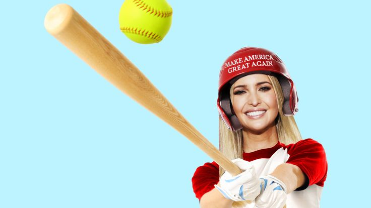 Sexism of Ivanka Trump's Softball Interviews.  After months of backchanneling her own PR to media outlets, Ivanka ducked out of hiding to an interview with trio of Trump cheerleaders in transparent attempt to repair her own shredded image. Ivanka's reputation depends on soft sexism that allows a 35-year-old woman to be treated like she's a precocious middle schooler. If a man in the White House were bad at both advising on policy & serving as a surrogate, he'd be rightfully mocked.  2017…