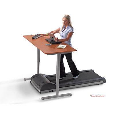 LifeSpan Standing Desk Treadmill | Wayfair
