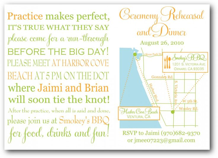 best 10+ rehearsal dinner invitation wording ideas on pinterest, Wedding invitations