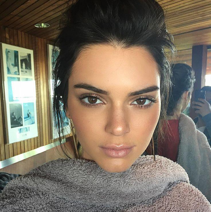Queen Kendall — Etienne: Just a lil Naturalllll @kendalljenner