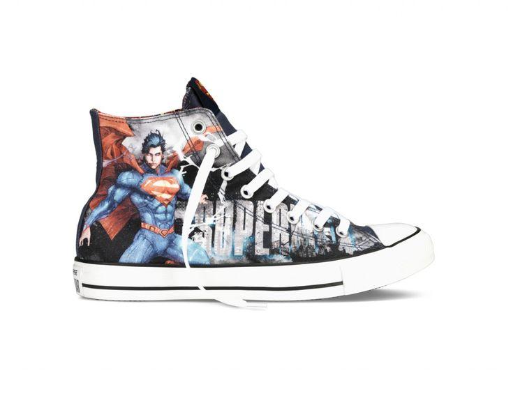 DC Comics x Converse Chuck Taylor All Star Φθινόπωρο 2014 - http://starakia24.gr/dc-comics-x-converse-chuck-taylor-star-fthinoporo-2014/