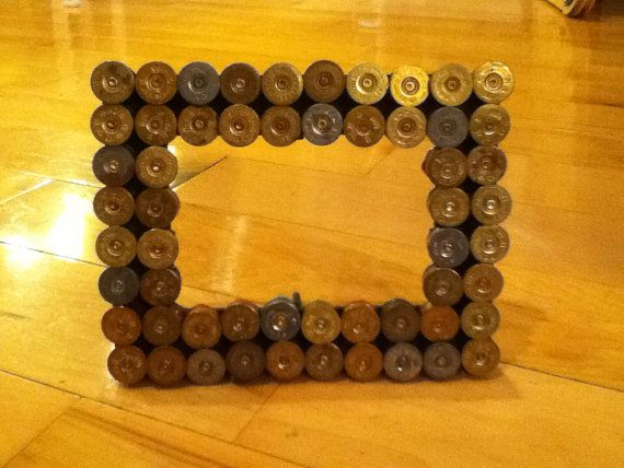 shotgun shell 4x6 picture frame hunting art