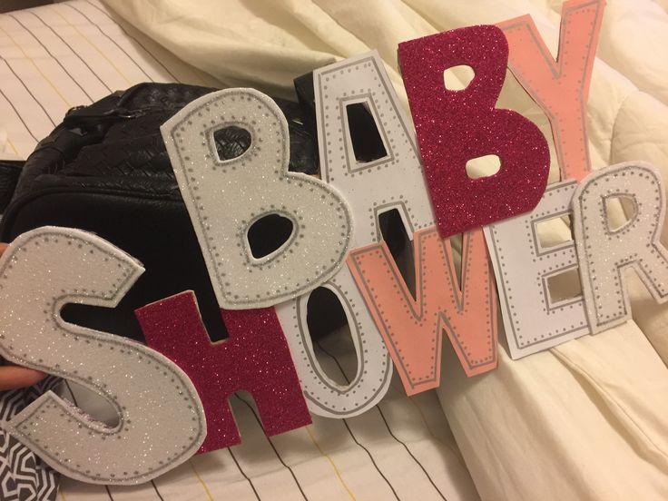 Mí baby shower