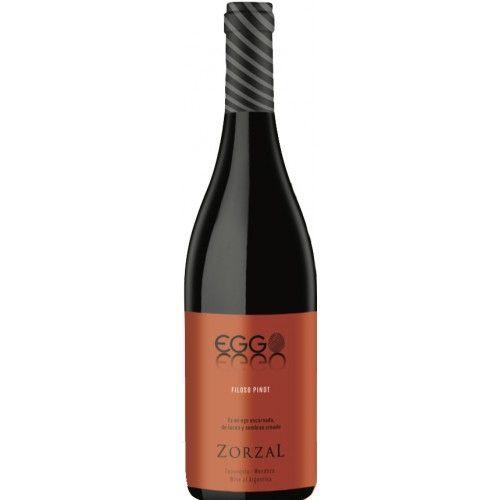 Zorzal Eggo Filoso Pinot