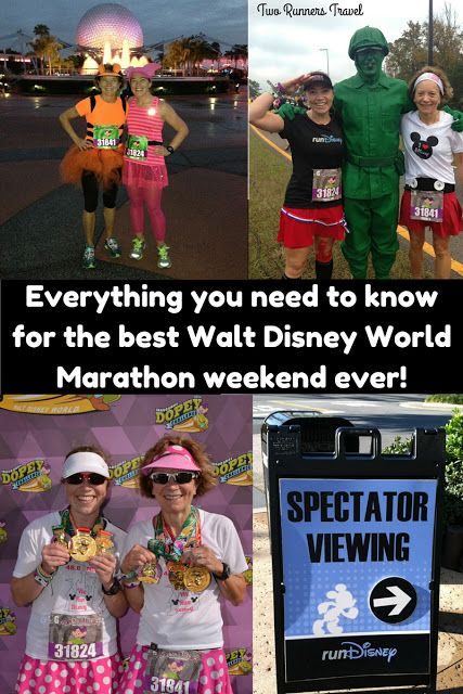 Everything you need to know to have the best runDisney Walt Disney World Marathon weekend ever! Tips for Dopey Challenge, packing, eating, and having a great race weekend!