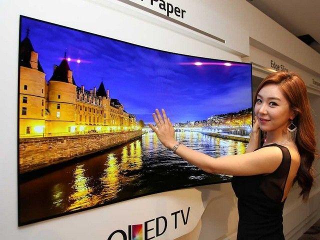 LG TV ultra plat magnet