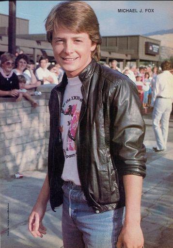 Michael J. Fox@michaelOXOXO@JonXOXOXO@emmaruthXOXO@emmammerrick#MICHAELJFOX