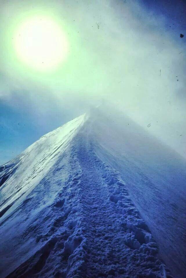 Cima Monte Bianco