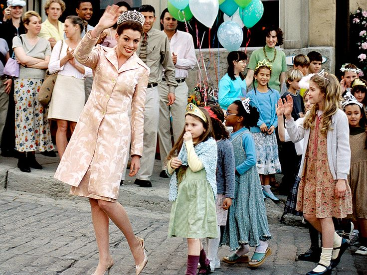 Ready for Royalty: Anne Hathaway and Director Garry Marshall Plan to Make Princess Diaries 3