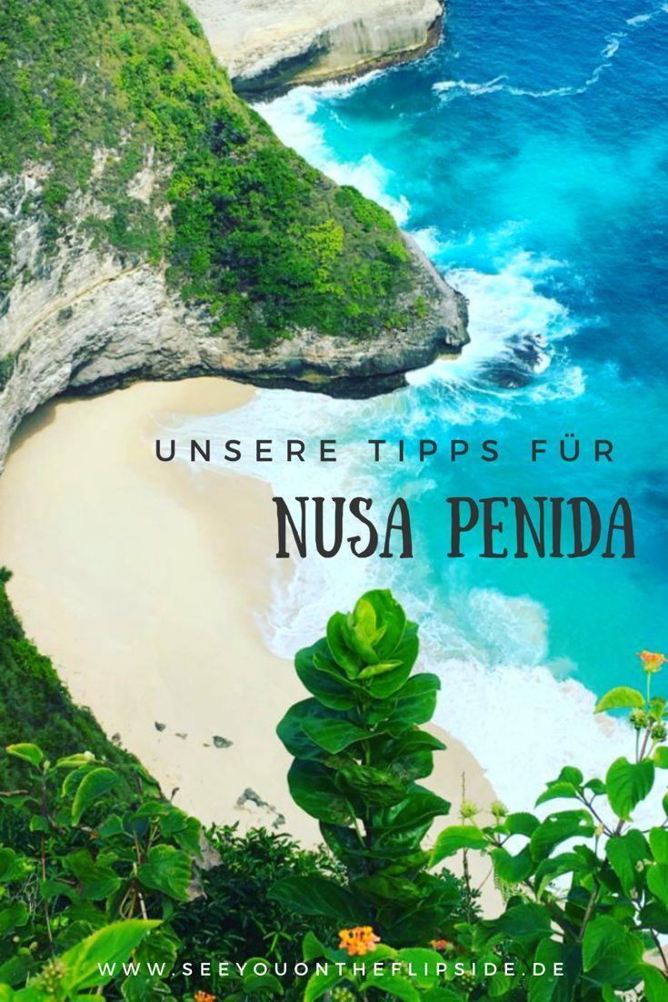 Nusa Penida heißt Abenteuer, schöne Landschaften und eine tolle Unterwasserwelt