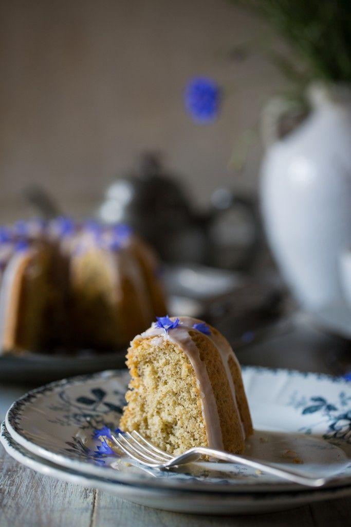 Earl Grey Bundt Cake
