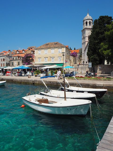 Roses and Rolltops : Travel - Cavtat and Dubrovnik, Croatia