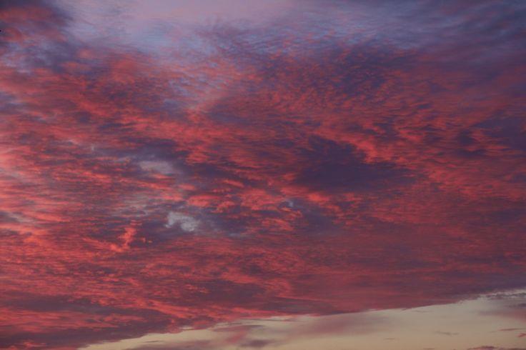 Fiery Skyes