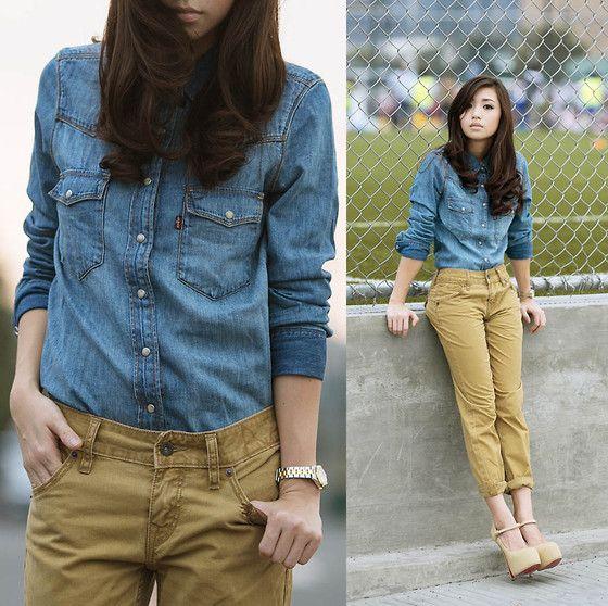 Blue Jeans  BY KRYZ U., 22 YEAR OLD BLOGGER/ CREATIVE DIRECTOR FROM MANILA / CEBU