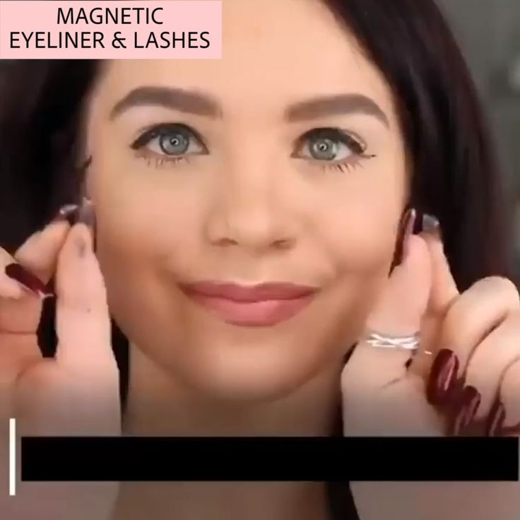 Magnetic Eyeliner & Eyelashes is totally waterproof and smudge proof! It will not fall off and you can easily reposition them again and again! You can have lashes which are ridiculously easy to apply, comfortable enough to wear through the day. and flexible enough to adjust to your active lifestyle. Soft and natural as your real eyelashes, making your eyes look more attractive.