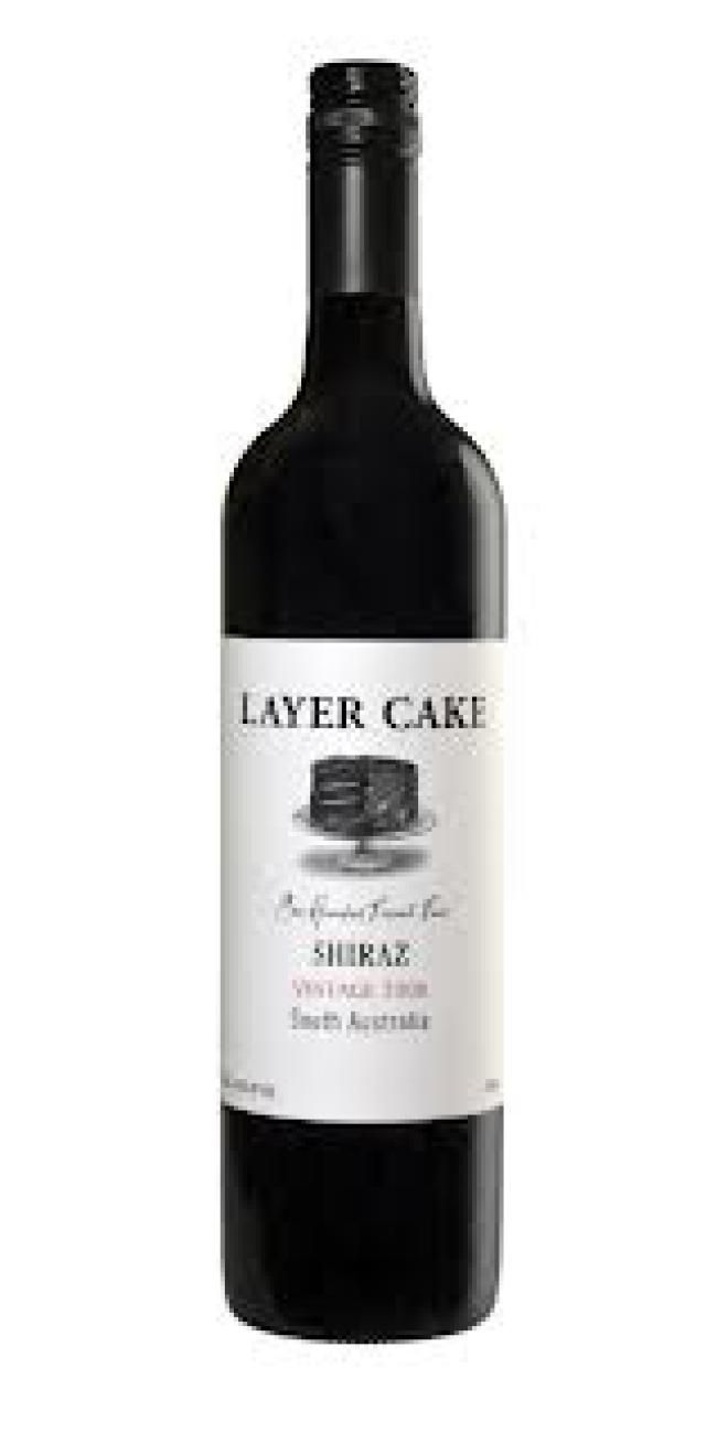 8 Budget-Friendly Shiraz Wines: Layer Cake Shiraz (Australia) $15