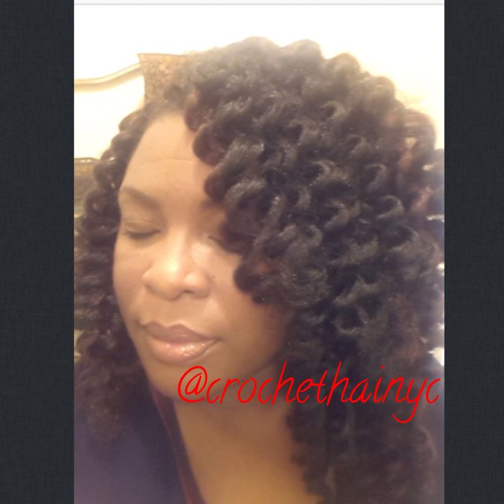 Crochet Hair Walmart : Crochet braids with Marley Hair! Contact me crochethairnyc@gmail.com ...