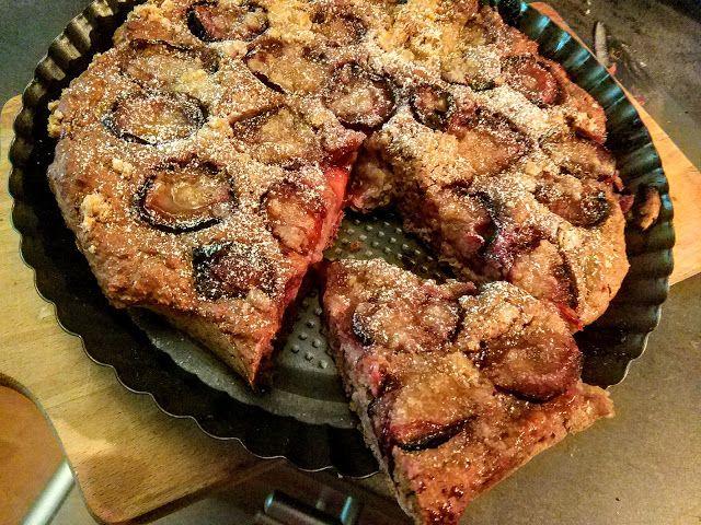 SusansFitlife: Švestkový koláč