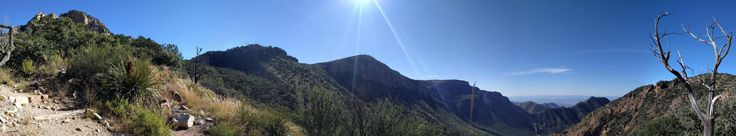 We had our Honeymoon at Big Bend- South Rim Trail #hiking #camping #outdoors #nature #travel #backpacking #adventure #marmot #outdoor #mountains #photography