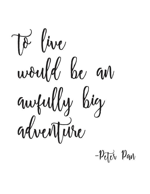 Die besten 25+ Peter pan zitate Ideen auf Pinterest ...
