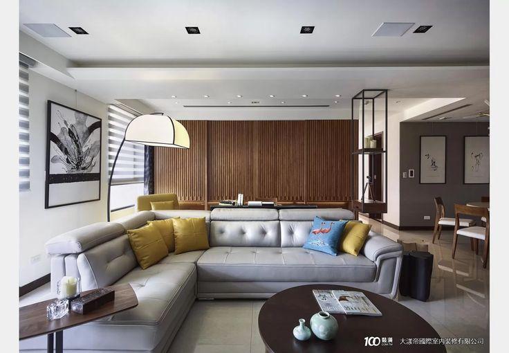 禪意三名園_禪風設計個案—100裝潢網