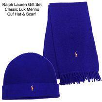 ギフトセット Ralph Lauren Classic Lux Merino(S6F4088-523)