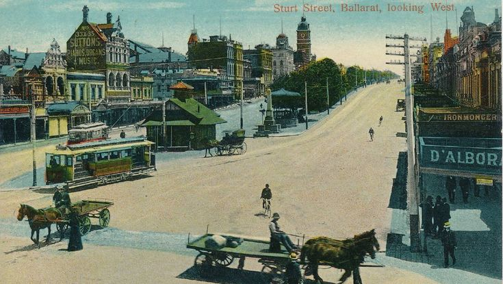 A COLLECTION of more than 50,000 historic postcards was donated to Sovereign Hill's Gold Museum. See more detail and postcards in the article.