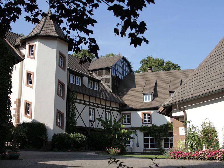 Le Moulin Vollach In Ingwiller: 9 Schlafzimmer, Für Bis Zu 22 Personen.  Mühle XVI Jh. Im Naturpark Nordvogesen Bis 22 Pers.)