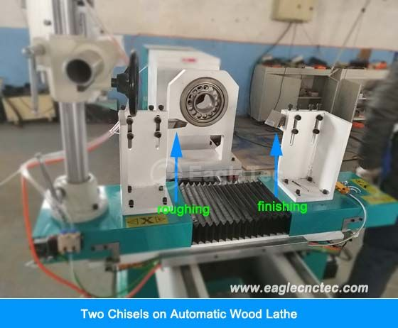 Marvelous Automatic Wood Lathe For Wooden Balustrade Newel Post 3 Download Free Architecture Designs Rallybritishbridgeorg