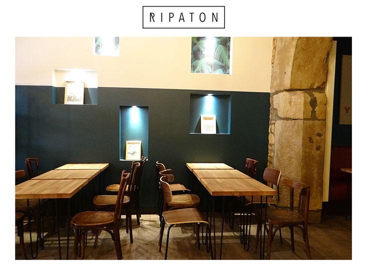 16 best Table à manger & son banc images on Pinterest   Benches ...