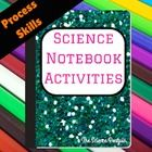 This resource is designed to accompany hands-on investigations to help students improve their understanding of process skills.  Most of my studen...