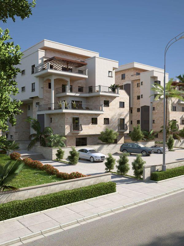3D Real Estate Marketing Rendering