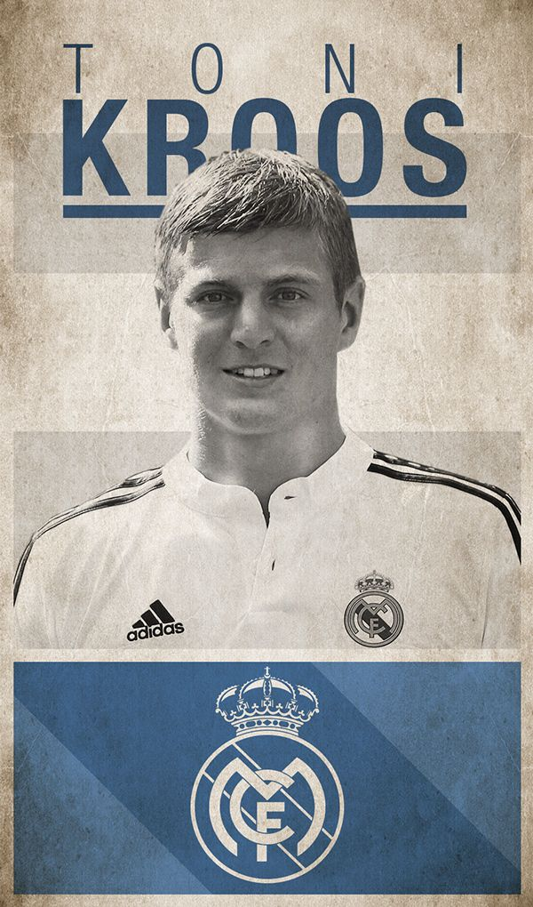 REAL MADRID New #Transfer2014 #Kroos