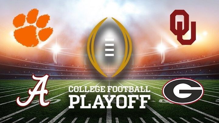 Well ladies and gentlemen we are only a few days away from what I would consider one of the best playoff brackets we have had so far. On one side you have part 3 of the Alabama-Clemson showdown. Th…