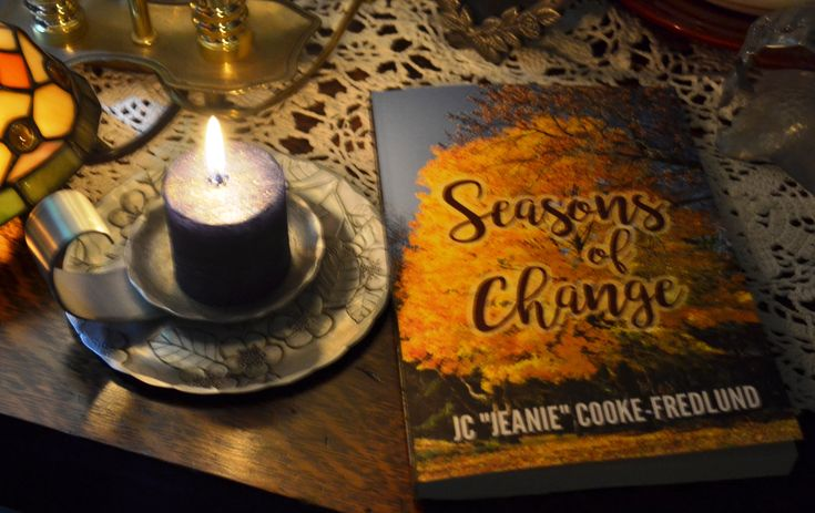 """Announcing my latest book publication! """"Seasons of Change, An Author's Musings"""" for sale at Bookwhirl Online Publications!"""