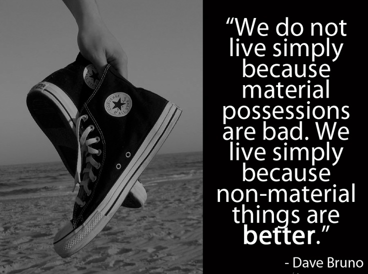 47 best being without material things images on pinterest for Minimalism live a meaningful life