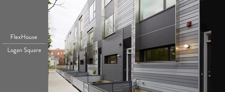 2805 West Shakespeare Flexhouse Townhomes