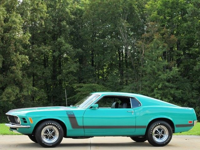 Mustang. Used Ford ... & 1335 best Boss 302 Mustangs images on Pinterest | Ford mustangs ... markmcfarlin.com