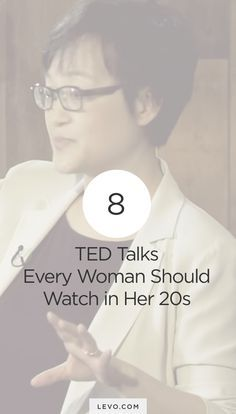 Bookmark now: TED Talks you seriously need to watch. Talk about serious #inspiration. #levoinspired levo.com