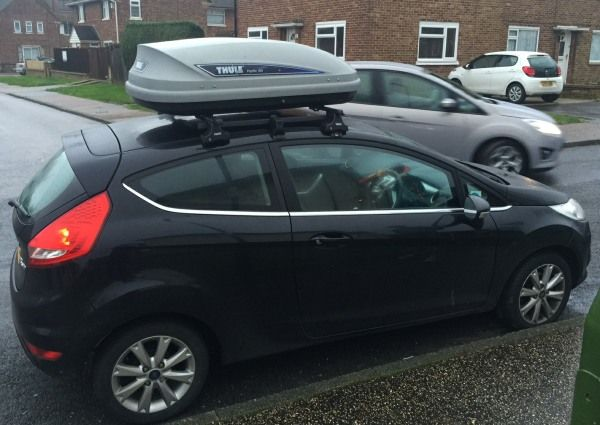 Ford Fiesta Roof Rack And Box In 2020 Ford Fiesta Roof Rack Image House