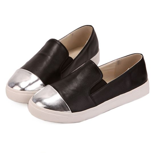 Korean style all matched comfortable women flats XD-FSF1136-1
