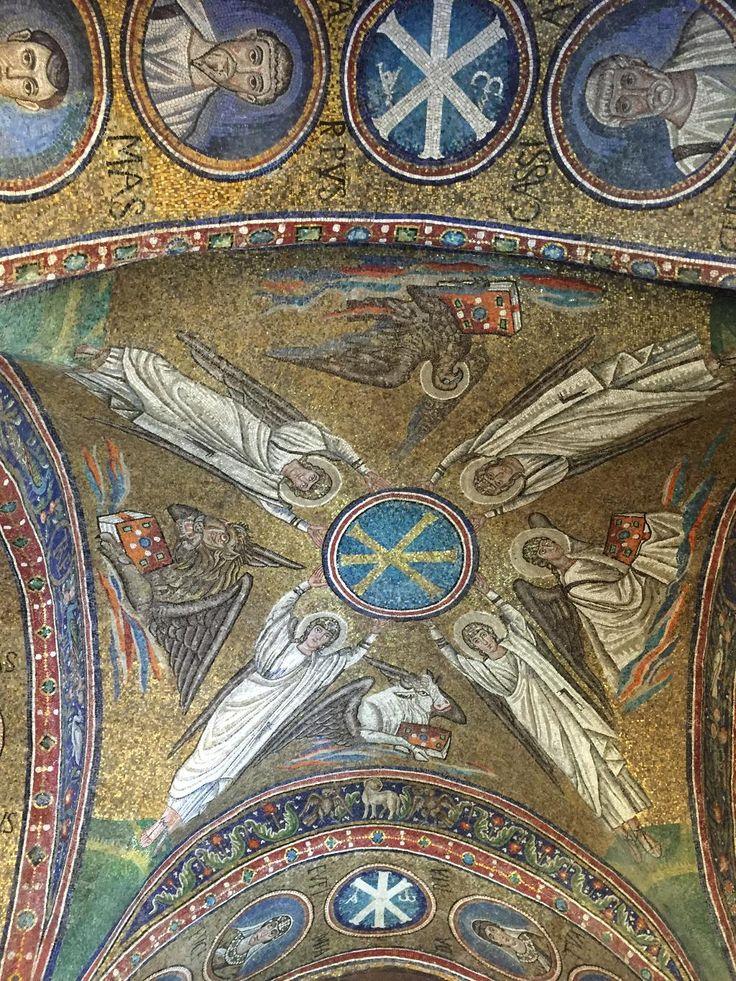 **Archiepiscopal Museum (mosaics and Easter calendar) - Ravenna, Italy