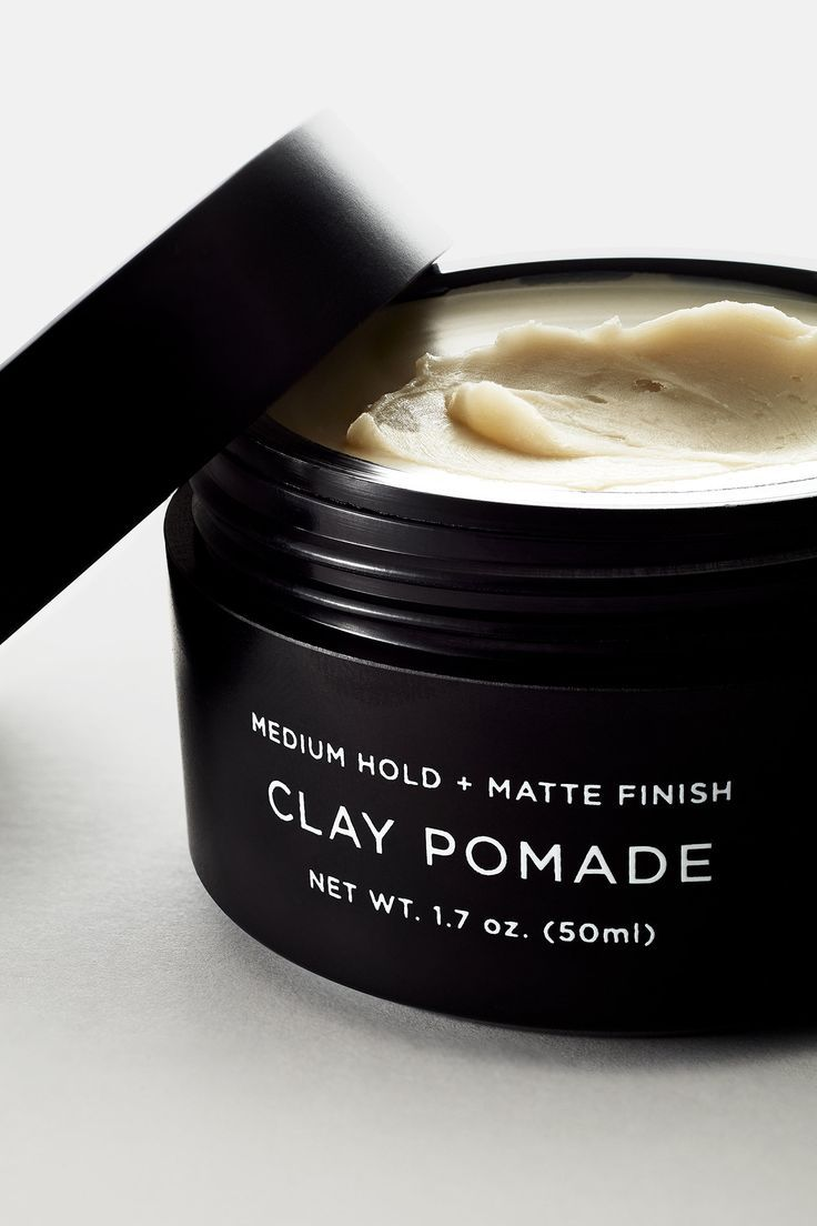 Clay Pomade Pack Of Three Pomade Packaging Body Butters Recipe Clay